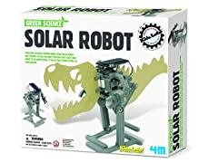 4M Green Science Solar Robot Kit