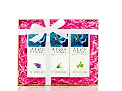 Aloe Cadabra 3-Pack Personal Lubricant