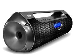 NFC Bluetooth Portable Boom Box Speaker System