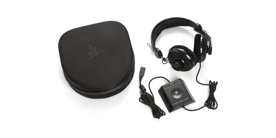 Drivers Update: Razer Megalodon Headset