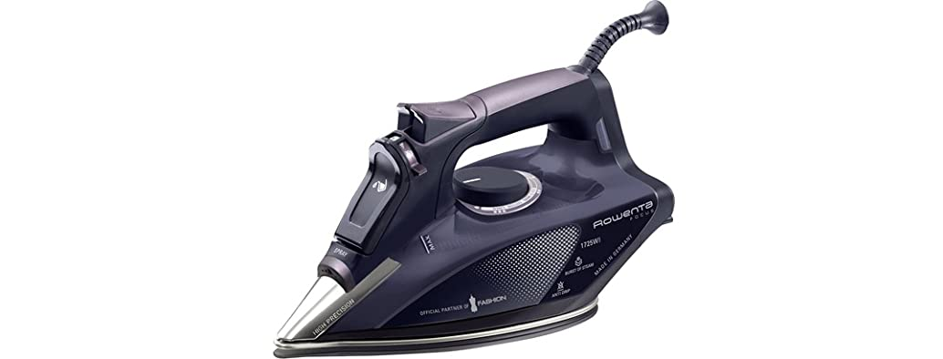 Rowenta Focus Steam Iron Purple 1725-Watt