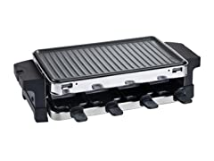 NUTRICHEF Wide Tray Food Prep Raclette