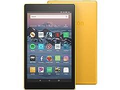 Amazon Fire HD 8 Tablet 16GB Yellow (8th Gen)