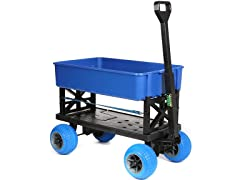 Weatherproof All Terrain Carts