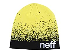 Spray Beanie - Yellow/Black
