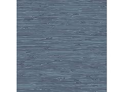 Sisal Midnight Peel & Stick Wallpaper