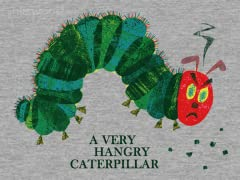 A Very Hangry Caterpillar - Heather Remix