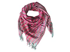Kitara  Fun Striped Scarf Multi