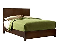 Modera Cal King Panel Bed