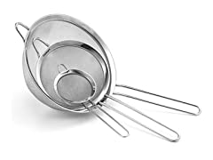 Cuisinart Set of 3 Strainers