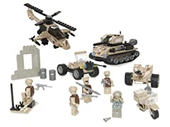 Best-Lock 450-pc Military Set