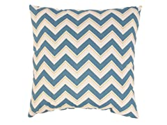 Chevron 18-inch Throw Pillow