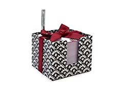 Vera Bradley Holiday Notecube