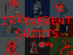 Ben Bates: Irreverent Shirts