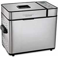 Cuisinart Automatic Bread Maker (Stainless Steel) - Factory Reconditioned