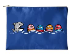 """Shark Pac"" Accessory Pouch"