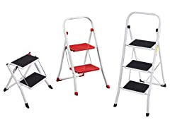 LiveBest Step Ladder (Your Choice)