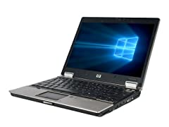 "HP EliteBook 2530P 12"" Dual-Core Laptop"