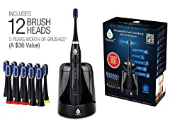 Pursonic Rechargeable Toothbrush,Pick Style