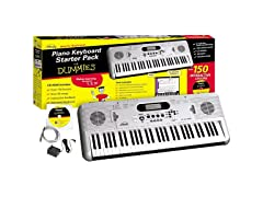 eMedia Piano Keyboard Starter Pack For Dummies