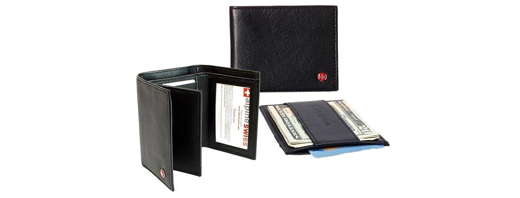 RFID Blocking Men's Wallets
