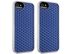Belkin Waffle Sole iPhone 5/5s Case- 2pk