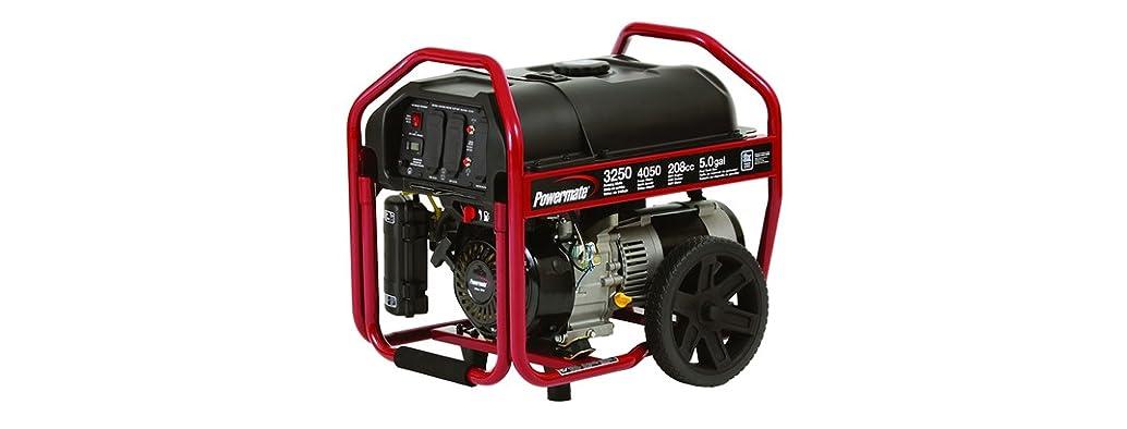 Powermate 3250 Watt Portable Generator