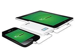 LifeCHARGE 16,800mAh Dual USB Power Bank