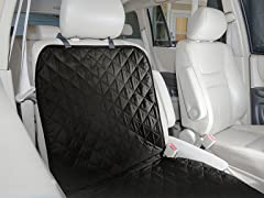 Quilted Car Seat Cover