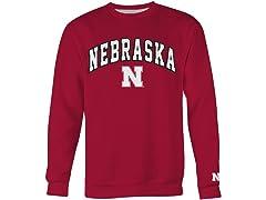 Nebraska Men's Crew Sweatshirt