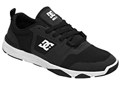 Unilite Flex Trainer Shoes - Black/White
