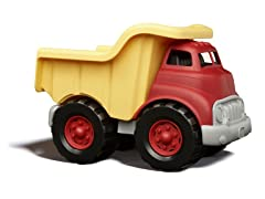 Green Toys Red Dump Truck