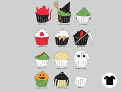 Cupcake Costume Party