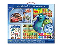 Disney Pixar Giant Art Collection