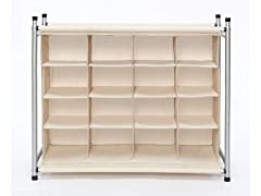 Stackable Shoe Cubby