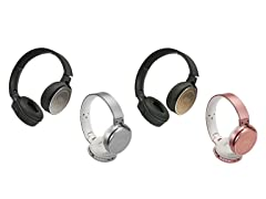 1 Voice Z99 Bluetooth Headphones - Your Choice