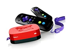 Roku 2 XS Angry Birds Edition w/2 Remotes