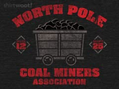 North Pole Coal Miners