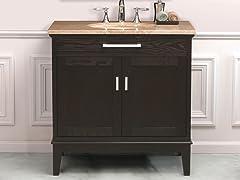 "Emilia 36"" Single Sink Vanity"
