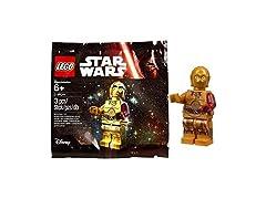 LEGO Star Wars C3PO Exclusive Figure