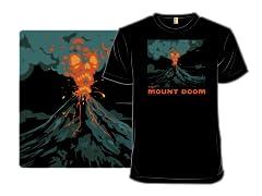 Visit Mount Doom