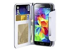 Wallet Case for Galaxy S5