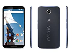 Nexus 6 32GB (VZW/GSM Unlocked)(S&D)