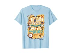 """Books Are Treasure"" Shirt"