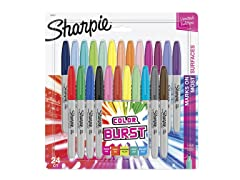 Sharpie 1949557 Color Burst Permanent Markers