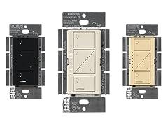 Lutron Caseta Smart Home Dimmer Switch (Open Box)