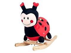 Rocking Lucy the Ladybug