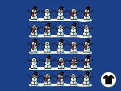Where's The Snowman?