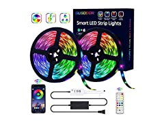 Bluetooth LED Strip Lights RGB Strips, 32.8ft