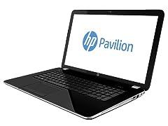 """HP Pavilion 17"""" AMD A4 Quad-Core Laptop"""
